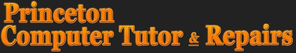 Princeton Computer Repairs & Tutor